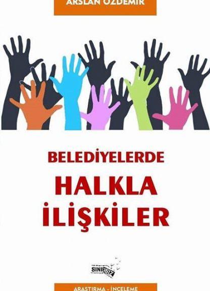 BELEDİYELERDE HALKLA İLİŞKİLER